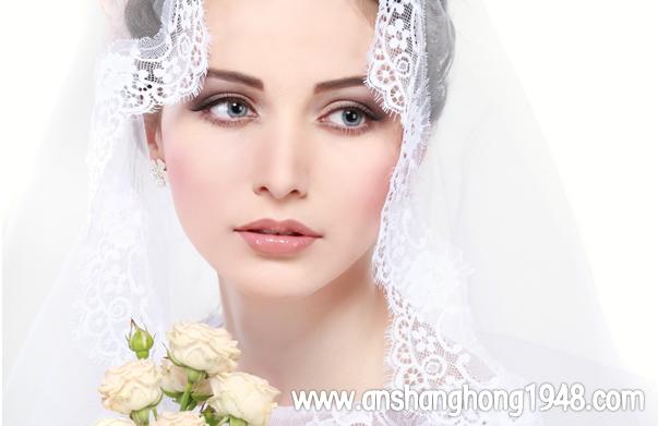 头巾(anshanghong1948)
