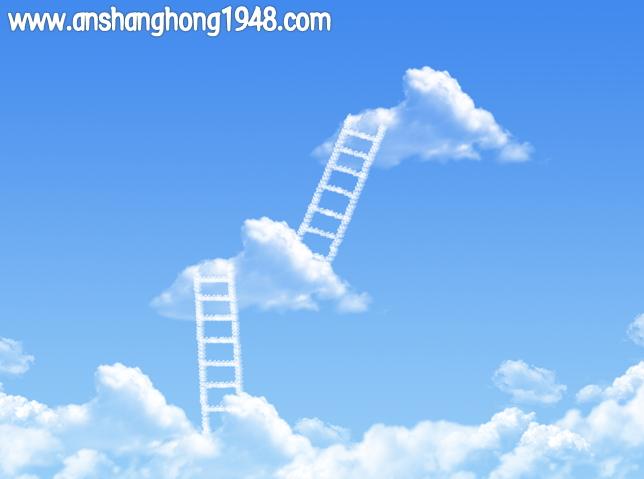 天国阶梯(anshanghong1948)